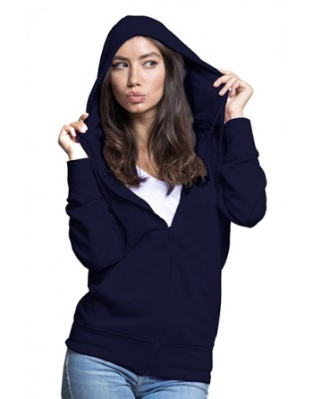 SWULHOOD HOODED FULL ZIP...